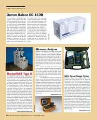 Maritime Reporter Magazine, page 56,  Sep 2016