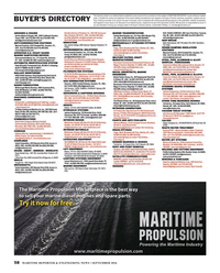 Maritime Reporter Magazine, page 58,  Sep 2016