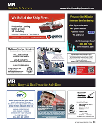 Maritime Reporter Magazine, page 63,  Sep 2016