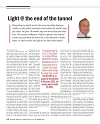 Maritime Reporter Magazine, page 12,  Oct 2016