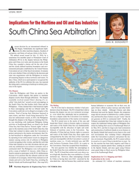 Maritime Reporter Magazine, page 14,  Oct 2016