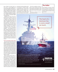 Maritime Reporter Magazine, page 15,  Oct 2016