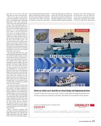 Maritime Reporter Magazine, page 17,  Oct 2016