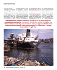 Maritime Reporter Magazine, page 18,  Oct 2016