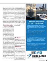 Maritime Reporter Magazine, page 19,  Oct 2016