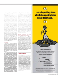 Maritime Reporter Magazine, page 23,  Oct 2016