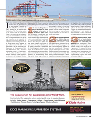 Maritime Reporter Magazine, page 25,  Oct 2016
