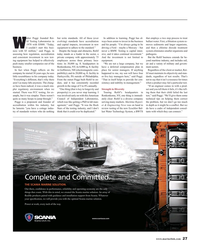 Maritime Reporter Magazine, page 27,  Oct 2016