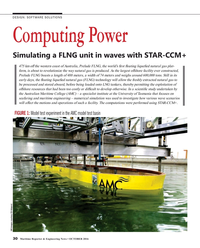 Maritime Reporter Magazine, page 30,  Oct 2016