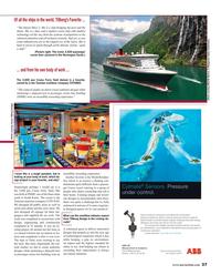 Maritime Reporter Magazine, page 37,  Oct 2016