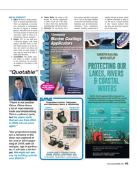 Maritime Reporter Magazine, page 43,  Oct 2016