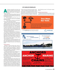 Maritime Reporter Magazine, page 45,  Oct 2016