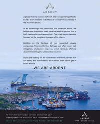 Maritime Reporter Magazine, page 52,  Oct 2016