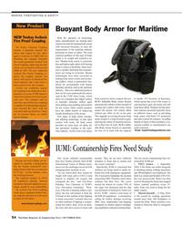 Maritime Reporter Magazine, page 54,  Oct 2016