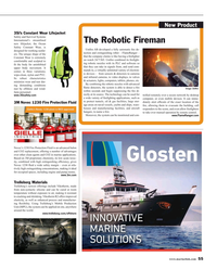 Maritime Reporter Magazine, page 55,  Oct 2016
