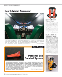 Maritime Reporter Magazine, page 56,  Oct 2016