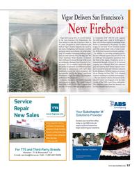 Maritime Reporter Magazine, page 57,  Oct 2016