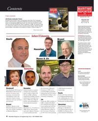 Maritime Reporter Magazine, page 4,  Oct 2016