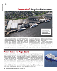 Maritime Reporter Magazine, page 58,  Oct 2016