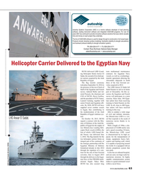 Maritime Reporter Magazine, page 63,  Oct 2016