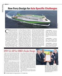 Maritime Reporter Magazine, page 64,  Oct 2016