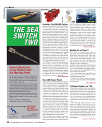 Maritime Reporter Magazine, page 66,  Oct 2016