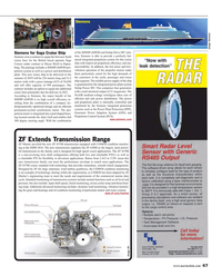 Maritime Reporter Magazine, page 67,  Oct 2016