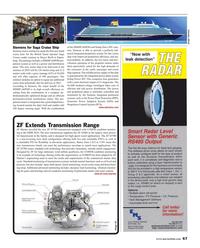 Maritime Reporter Magazine, page 67,  Oct 2016