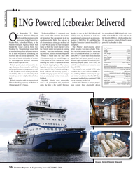Maritime Reporter Magazine, page 70,  Oct 2016