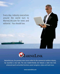 Maritime Reporter Magazine, page 71,  Oct 2016