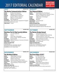 Maritime Reporter Magazine, page 73,  Oct 2016