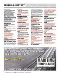 Maritime Reporter Magazine, page 74,  Oct 2016