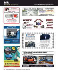 Maritime Reporter Magazine, page 78,  Oct 2016
