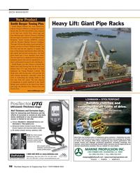 Maritime Reporter Magazine, page 98,  Nov 2016