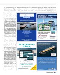 Maritime Reporter Magazine, page 101,  Nov 2016