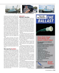 Maritime Reporter Magazine, page 111,  Nov 2016