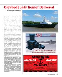 Maritime Reporter Magazine, page 113,  Nov 2016