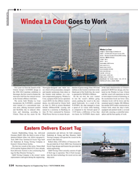 Maritime Reporter Magazine, page 114,  Nov 2016