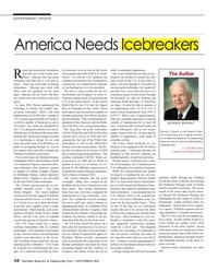 Maritime Reporter Magazine, page 10,  Nov 2016
