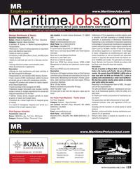 Maritime Reporter Magazine, page 123,  Nov 2016