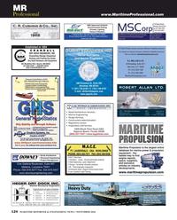 Maritime Reporter Magazine, page 124,  Nov 2016