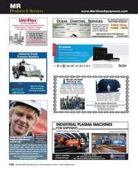 Maritime Reporter Magazine, page 126,  Nov 2016