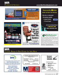 Maritime Reporter Magazine, page 127,  Nov 2016