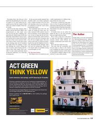 Maritime Reporter Magazine, page 13,  Nov 2016