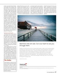 Maritime Reporter Magazine, page 17,  Nov 2016