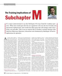 Maritime Reporter Magazine, page 18,  Nov 2016