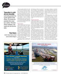 Maritime Reporter Magazine, page 34,  Nov 2016