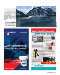Maritime Reporter Magazine, page 35,  Nov 2016