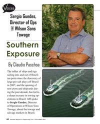 Maritime Reporter Magazine, page 40,  Nov 2016