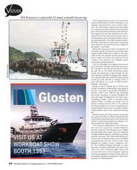 Maritime Reporter Magazine, page 42,  Nov 2016
